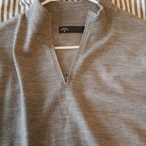 Callaway 1/4 Zip sweater